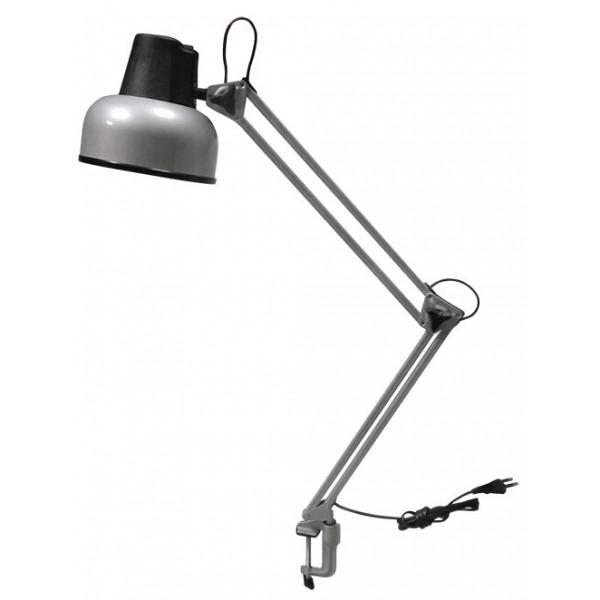 лампа наст ТРАНСВИТ 60W/Е27 БЕТА стубцина серебро*( 1000 )