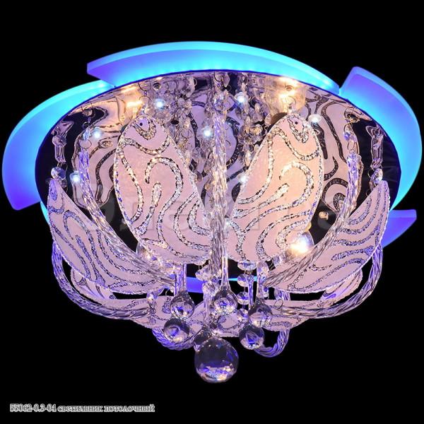 светильник 55062-0.3-04 с ПДУ Reluce( 1196 )