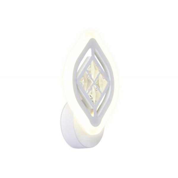 светил LED Ambrella FA277 12W 240*170*60 WH белый( 1207 )
