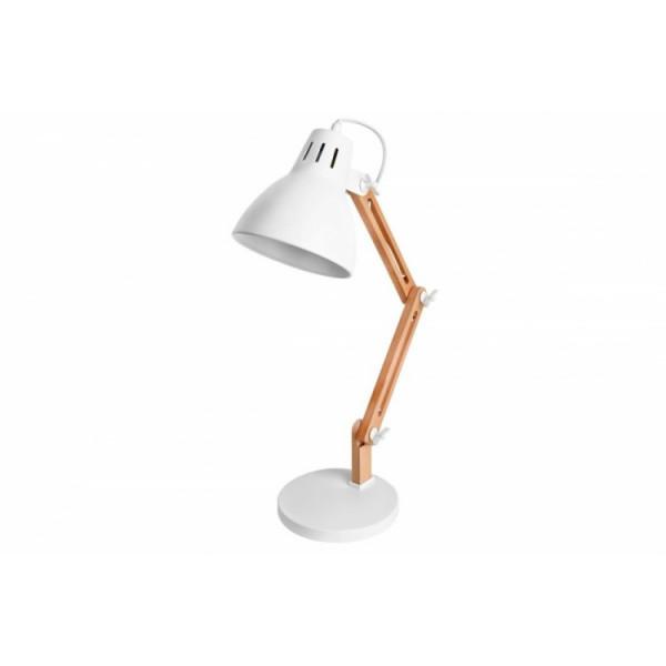 лампа наст CAMELION KD-355 C01 40W Е27 бел 14157( 1263 )