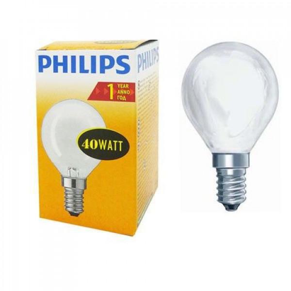 ламп ДШ МТ Е14 40W PHILIPS ( 1339 )