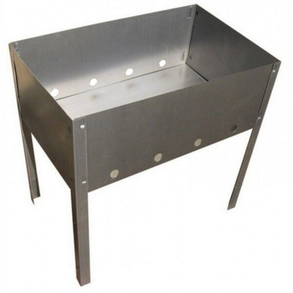 мангал Походный 350х250х350 Бастион-пром (сталь 0,4мм) 50452( 165 )