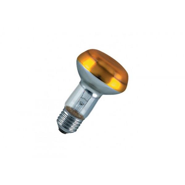 ламп зерк PHILIPS R63 E27 40W желтый*( 1960 )