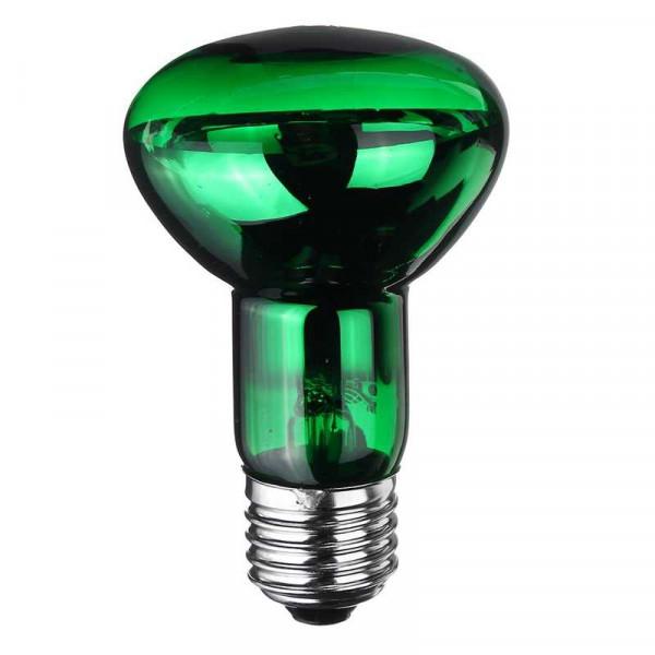 ламп зерк PHILIPS R63 E27 40W зеленый*( 1962 )