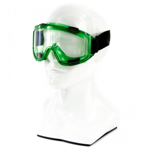 очки СИБРТЕХ _Панорама_ защитные с непрямой вент.  89168( 1986 )