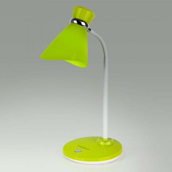 лампа наст 01077/1 зеленый School( 2069 )