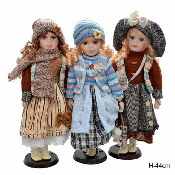 кукла коллекционня 131965 Н=44см (16010)( 2283 )