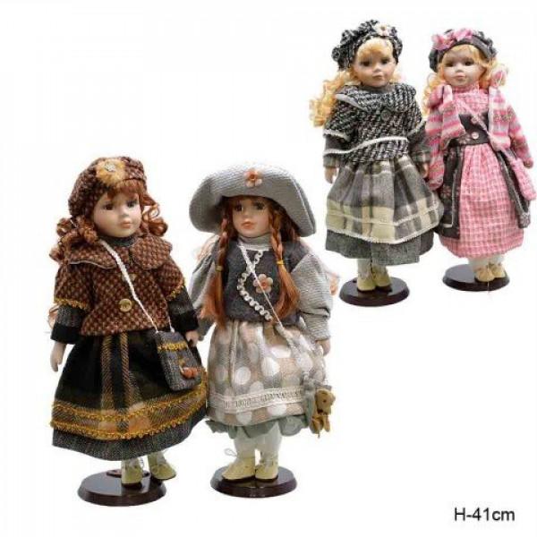 кукла коллекционня 630354 Н=41см (16822)( 2284 )