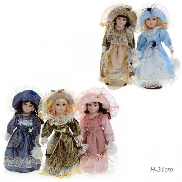 кукла коллекционня 658696 Н=31см /12019/( 2294 )