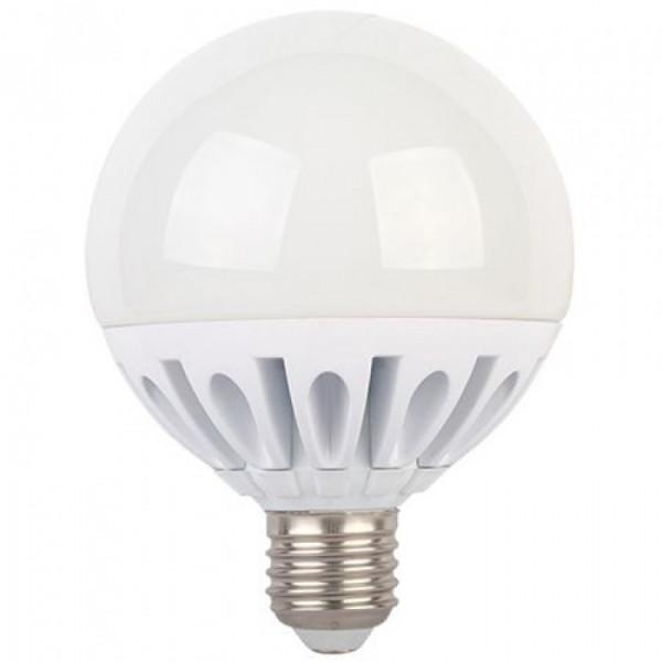 лампа LED ECOLA E27 20W G95 2700K глобо 498814*( 2325 )
