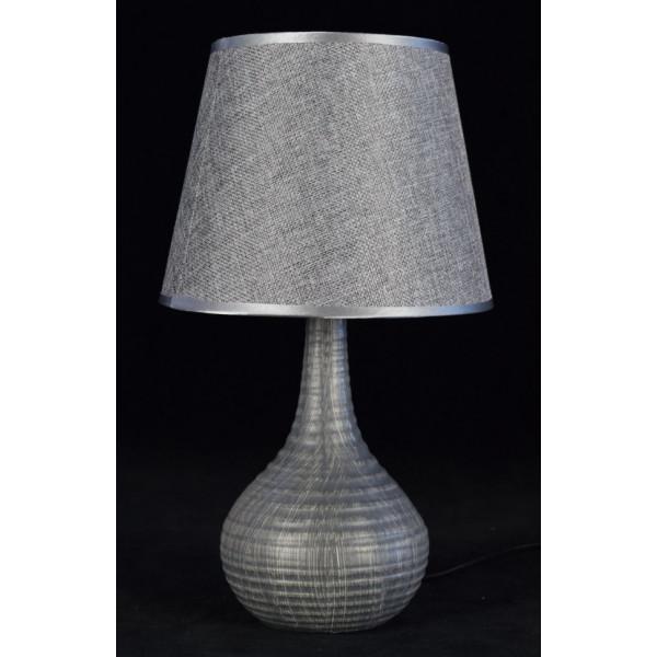 лампа наст B-HS7544 H360.5мм Grey( 2458 )
