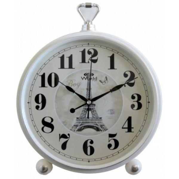 часы настен. WORLD 2982-R W1 (260х320х35мм)( 2607 )