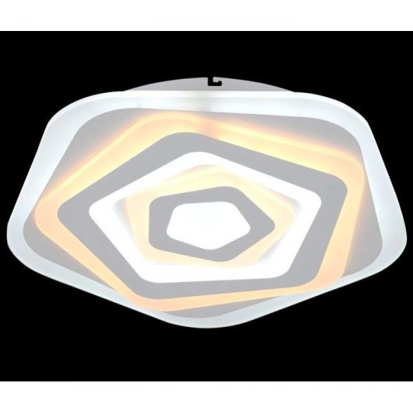люстра 97033/83W WHITE LED( 2668 )