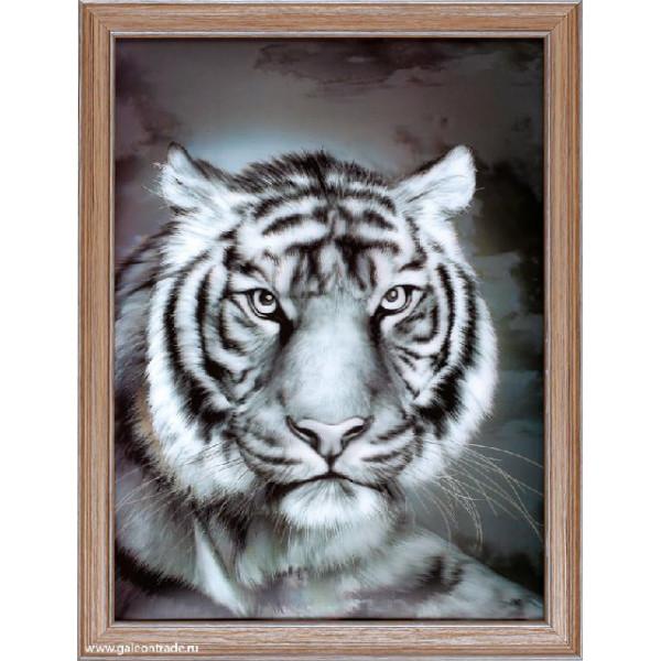картина 5D 660458 30х40 062 Тигр( 2706 )