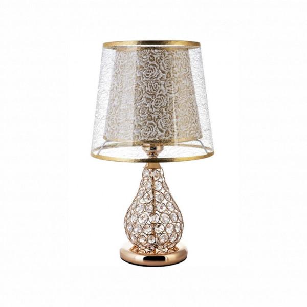 лампа наст LED 825 GD золото( 2774 )