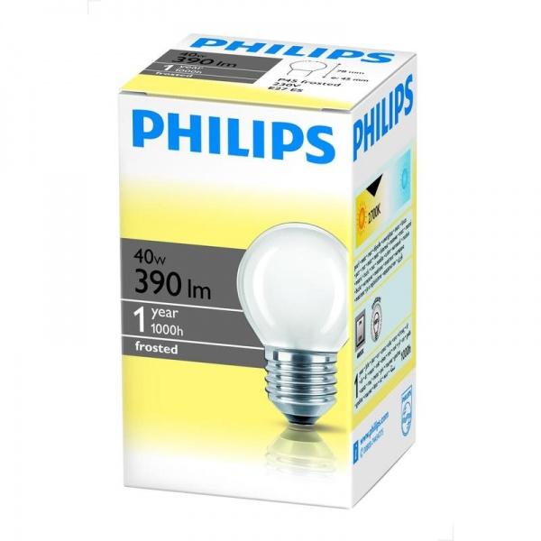 ламп ДШ МТ Е27 40W PHILIPS ( 2818 )