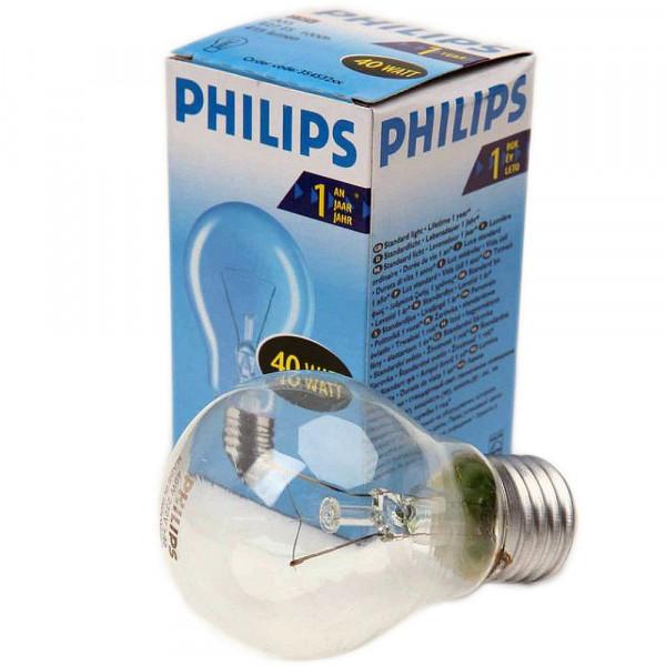 ламп ЛОН Е27 40W PHILIPS*( 296 )