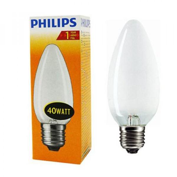 ламп ДС МТ Е27 40W PHILIPS( 3082 )