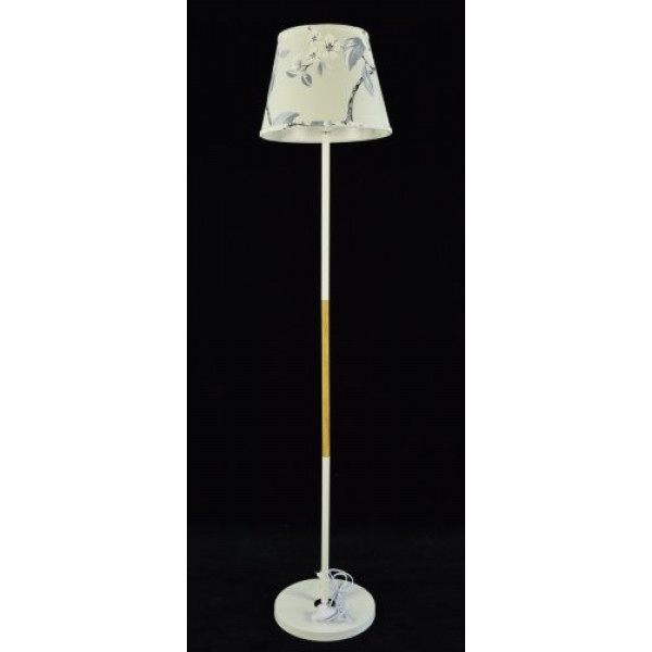 торшер MP-F8501W WH (Н1500мм) белый( 3084 )