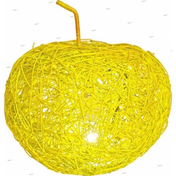 лампа наст 2500093/1ТY яблоко Желтый( 3345 )