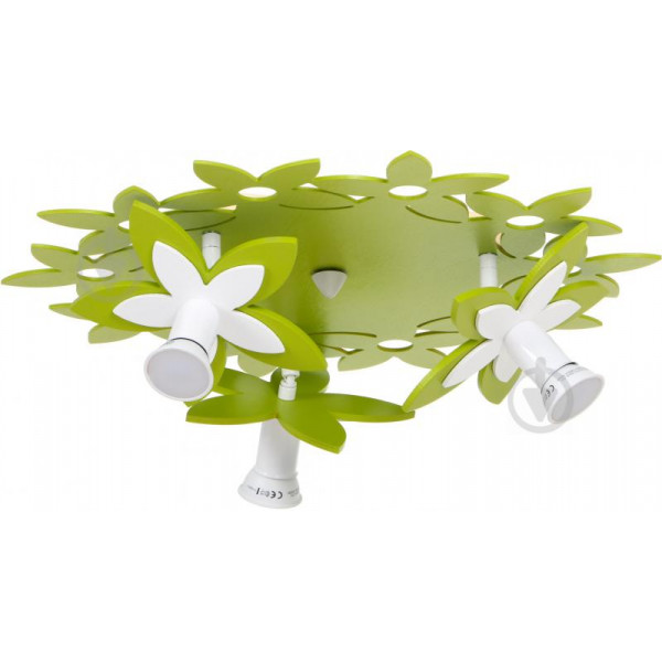 люстра 6900/3 Flowers Green NOWODVORSKI( 3427 )