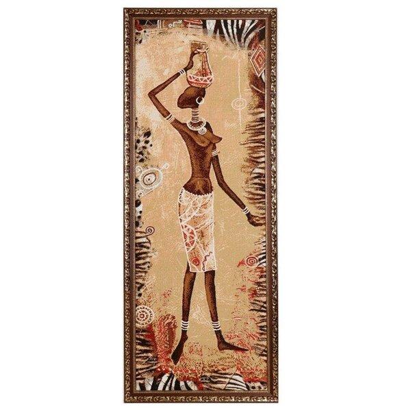 картина гобелен Конго (93*35)( 352 )