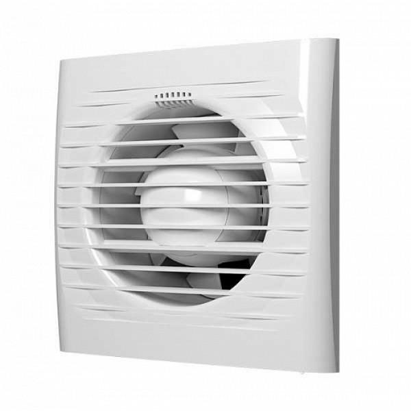 вентилятор канальный вытяжной ERA OPTIMA 5C 125мм обр. клапан( 3791 )