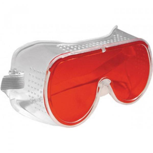 очки FIT защитные 12210 красные*( 4228 )