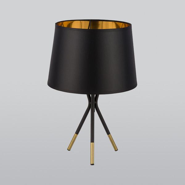 лампа наст 5196 Ivo TK Lighting черн( 427 )