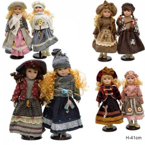 кукла коллекционня 630357 Н=41см (16012)( 4400 )