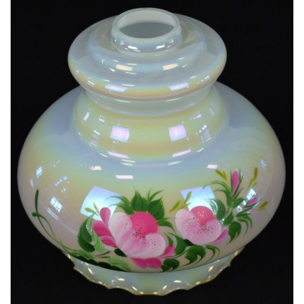 подвес ГС087 перл. рисов. цветы( 4622 )