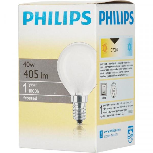 ламп ДШ МТ Е14 60W PHILIPS ( 4897 )
