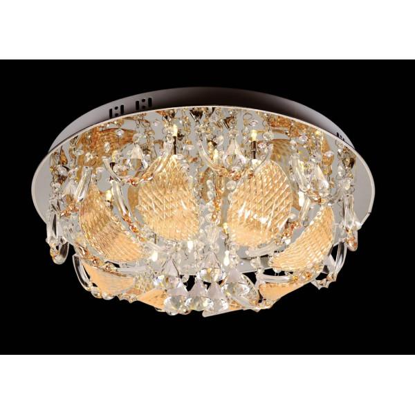 люстра 1-9695-10 FG LED БУШЕ( 4947 )