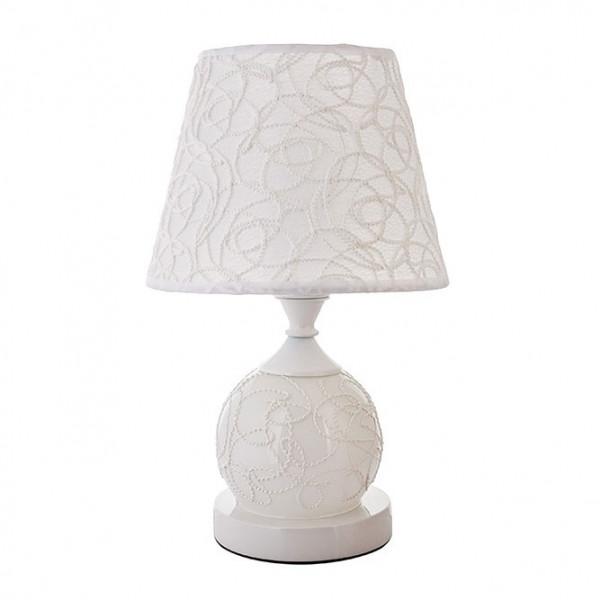 лампа наст LED 206 WH подсветка( 4951 )