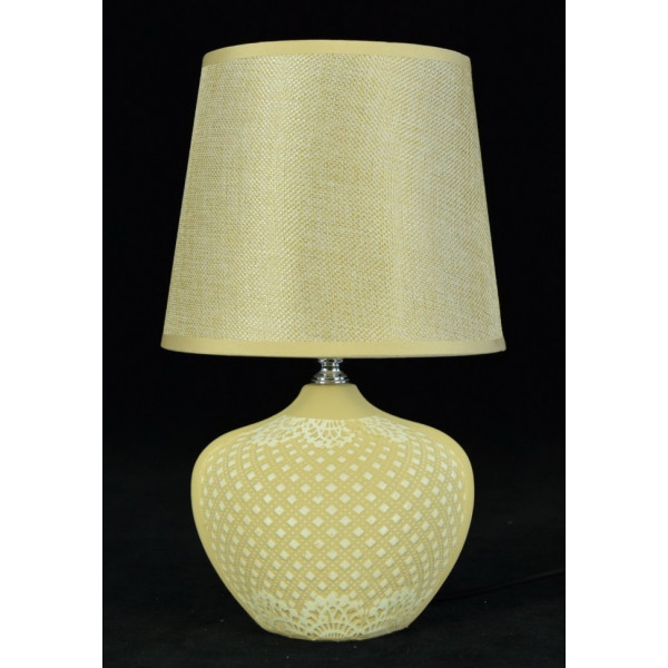 лампа наст B-HS7461 Beige*( 52 )