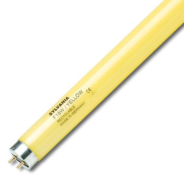 лампа 18W/16 G13 TL-D красная, желтая PHILIPS( 5434 )