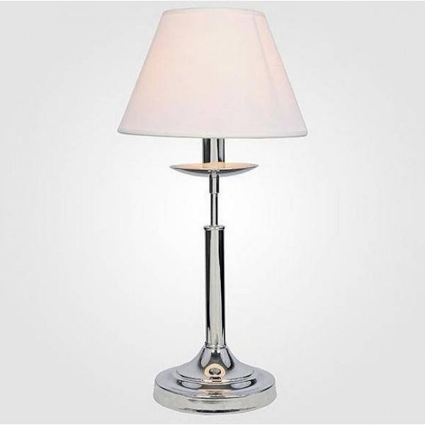 лампа наст 01010/1 хром CLASSICO( 5460 )