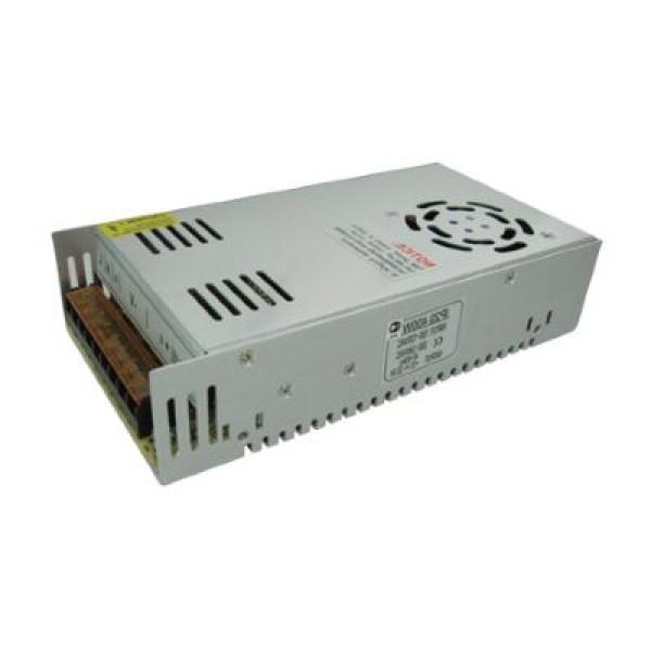 блок питания ECOLA д/LED ленты 12V 400W IP20 B2L400ESB( 5528 )