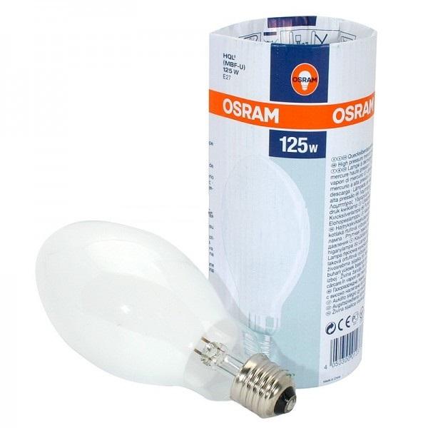 ламп ДРЛ 125W (HQL) OSRAM( 5970 )