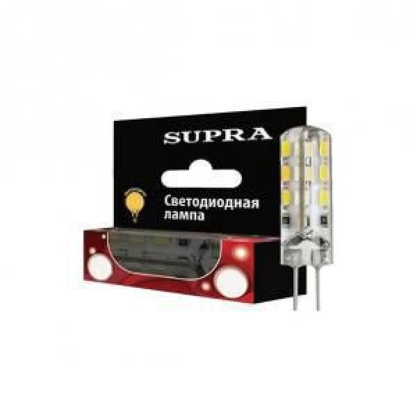 лампа LED SUPRA G4 SL-LED 12V 3W/2700*( 6575 )