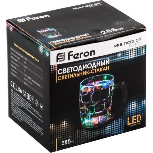 светил LED FERON FL104 _Пивная кружка_ ( 6743 )