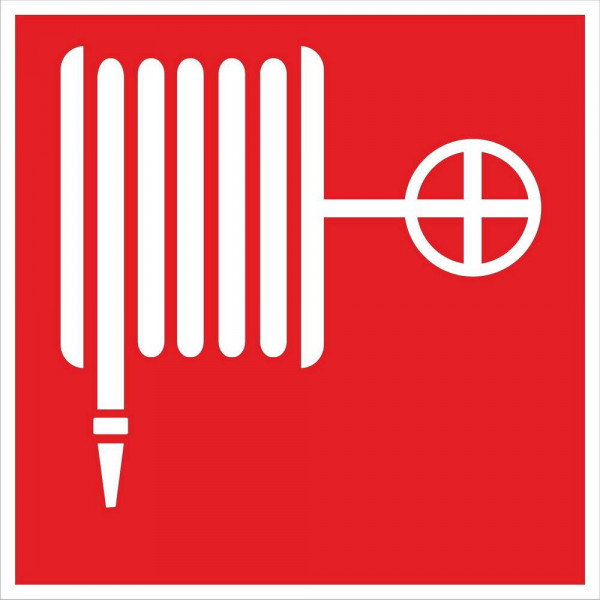 знак безопасности _Пожарный кран_ 200х200мм Rexant 56-0055( 6855 )
