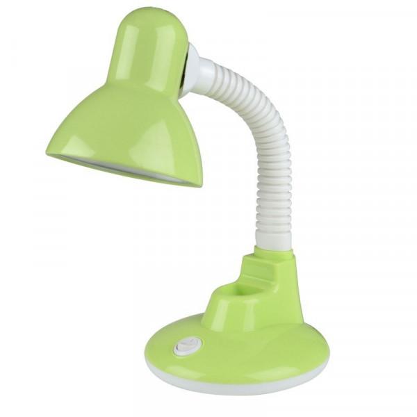 лампа наст UNIEL TLI-227 Е27 зеленая*( 696 )