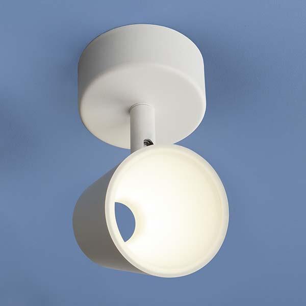 подсветка LED 5W DLR025 4200K белый мат( 7097 )