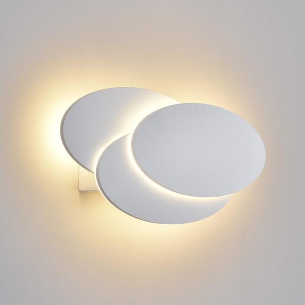 подсветка LED 1014 Elips (MRL 12W) IP20 белый мат( 7106 )