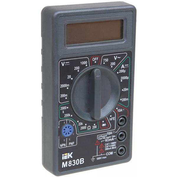 мультиметр ИЭК М830В*( 7407 )