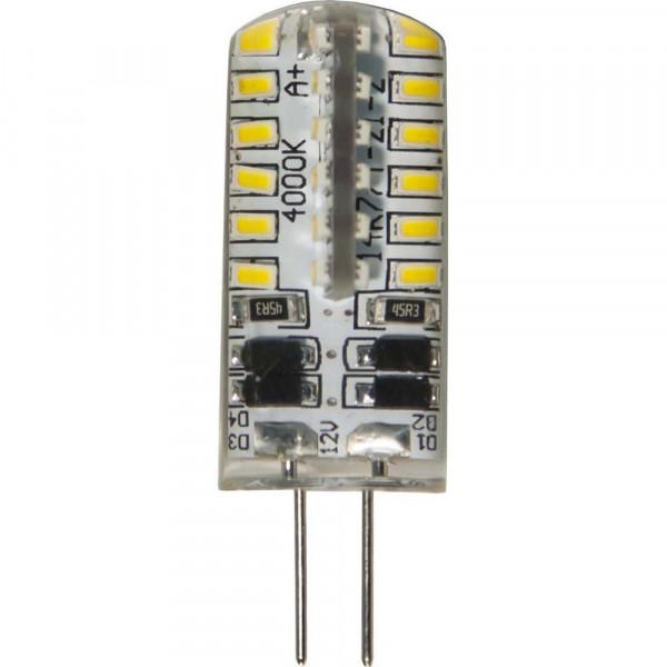 лампа LED APIS G4 5W AC/DC-12V 4200K*( 7446 )