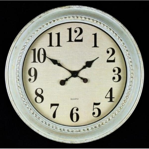 часы настен. 2612-14H-XYM (D56*B5,8см) бежев( 776 )