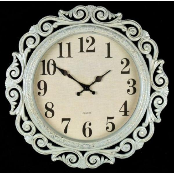 часы настен. 2796-14H-XYM (D45,7*4,8см) бежев( 778 )