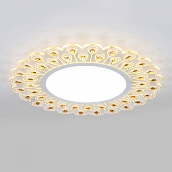 люстра 1-5463-WH LED ( 8002 )